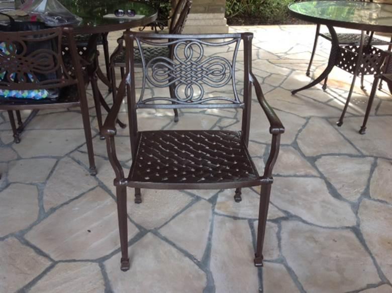 Patio Furniture Restoration Absolute Powder Coating
